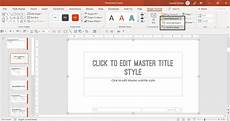 Powerpoint Template Create How To Create A Powerpoint Template Step By Step