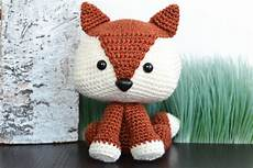 fox crochet pattern felix the fox amigurumi crochet pattern