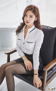 jung yoon gorgeous fair skinned korean fashion model