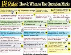Use Of Quotation Marks Quotation Marks And How To Use Them