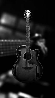 4k wallpaper black for mobile ultra hd black guitar wallpaper for your mobile phone 0035