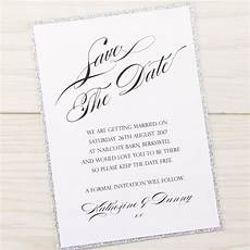 Wedding Save The Date And Invitations Oscar Save The Date Pure Invitation Wedding Invites