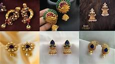 Earrings Design Images Daily Wear Simple Gold Earrings Design Ideas Pure Gold
