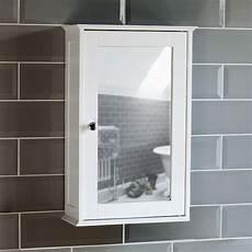 bathroom cabinet single door wall mounted tallboy