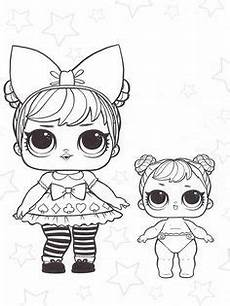 Ausmalbilder Drucken Lol Print Lol Doll Tiger Cat Coloring Pages Coloring