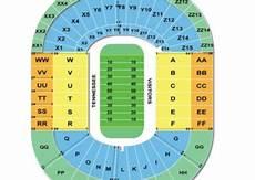 Neyland Stadium Seating Chart With Rows Neyland Stadium Seating Chart Seating Charts Amp Tickets