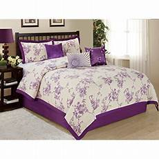 7 floral printed clearance bedding comforter