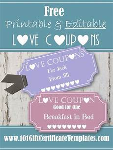 Boyfriend Coupon Book Template Free Printable And Editable Love Coupons Instant Download