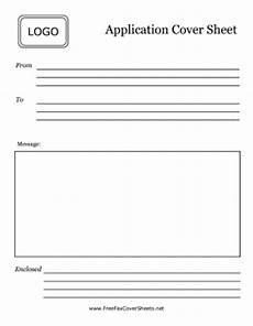 Job Application Cover Sheet Application Fax Cover Sheet Fax Cover Sheet At