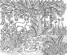 Jugendstil Malvorlagen Jung раскраски антистресс арт вдохновение хобби