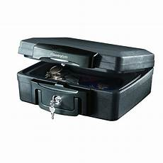 fireproof and waterproof lock box safe document storage
