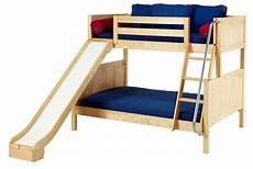 bunk bed w slide by maxtrix 840