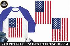 American Flag Watermarks American Flag Distressed Svg Cut File By Svgsupply