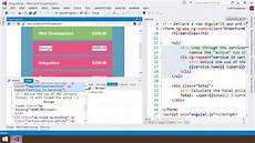 Visual Studio 2013 For Web Download Visual Studio 2013 Web Editor Features Page Inspector