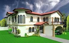 Home Design 3d Pictures 3d Home Design Plan Modern Home Minimalist Minimalist