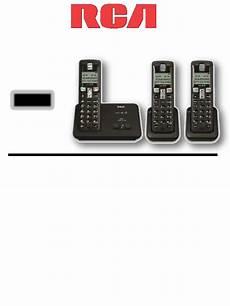 Rca Cell Phone 21013 User Guide Manualsonline Com