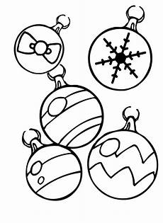 Weihnachts Malvorlagen Ornament Coloring Pages Best Coloring Pages
