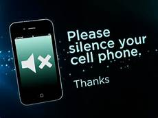 Silence Your Cell Phone Silence Your Phone Church Motion Graphics Worshiphouse