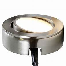 Under Cabinet Led Puck Lights Dimmable Led Recessed Under Cabinet Puck Light Aqlighting