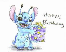 birthday stitch by sharkie19 on deviantart