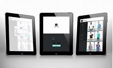 Clothing Design App For Ipad Mobile Ipad Shopping App Design Pradith S