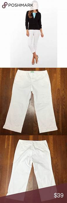 Fite Shavell Palm Beach Lilly Pulitzer Palm Beach Fit Capri Pants Clothes Design