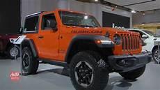 2019 jeep wrangler la auto show 2019 jeep wrangler rubicon 4x4 exterior and interior