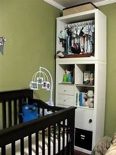 baby boy clothes ikea ikea expedit closet it s just a simple 2x2 expedit unit