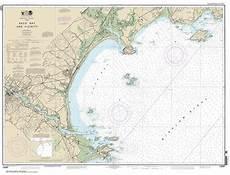 Butler Freeport Trail Mileage Chart Themapstore Noaa Chart 13287 Noaa Monhegan Island