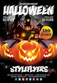 Halloween Flyers Templates Free 60 Free Halloween Posters Invitation Flyers Amp Print