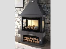 Chimenea de Leña Modelo C 203   La mejor tienda de chimeneas