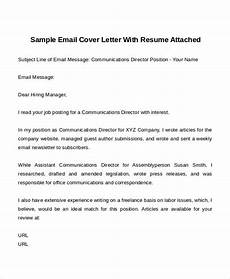 Cover Letter Email Template 14 Cover Letter Templates Free Sample Example Format