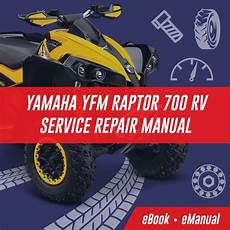 Raptor 700 700r Service Repair Workshop Manuals