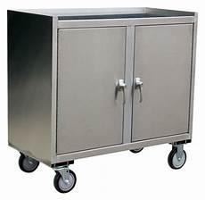2 door metal cabinet on wheels industrial rolling cabinet