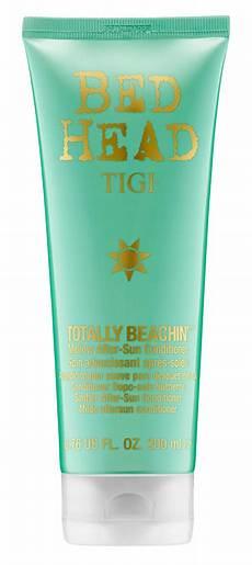 tigi bed totally beachin conditioner bei bellaffair