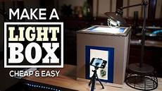 Easy Diy Light Box Make A Light Box Cheap Amp Easy Take Incredible Photos