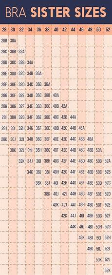 Danskin Bra Size Chart How To Choose The Right Bra For Your Size Her Style Code