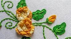 Embroidery Designs Embroidery Designs Cast On Flower By Hand Handiworks