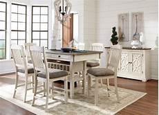 bolanburg white and gray rectangular dining room set from bolanburg white and gray rectangular counter height dining