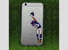 NFL Football Odell Beckham Jr. Silicone phone Case Cover