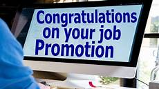 Congratulations On Promotion Congratulations On Your Job Promotion Youtube