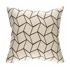 Yellow Accent Pillows For Sofa Png Image by Geometric And Charcoal Gray Tweed Pillow Pillows Throw
