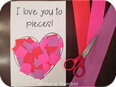 Preschool Valentines Day Cards Love Day Fun Thirsties Baby