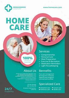 Home Care Flyer Home Care By Monggokerso Graphicriver
