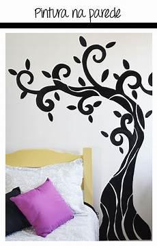 desenho parede fa 231 a voc 234 mesmo pintura na parede mania de decora 231 227 o