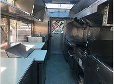 Modern Truck ? 3 Deep Fryers, 2 Burners, & 1 Oven ? The Food Truck Group