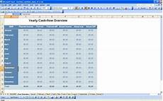 Monthly Cash Flow Plan Monthly Cash Flow Plan Cash Flow Template
