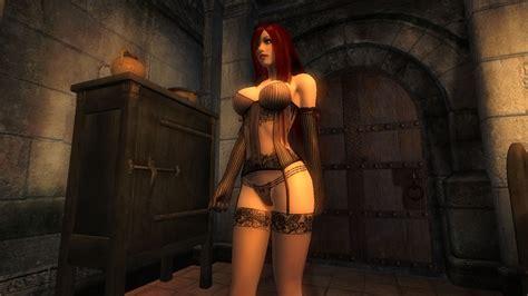 Nude Surplice Camisole
