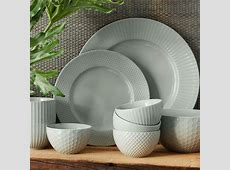 Textured Dinnerware Set   Cloud   Ikea dinnerware, Modern