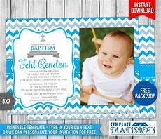 Christening Invitation Card Design Free Download 32 Baptism Invitation Templates Free Sample Example